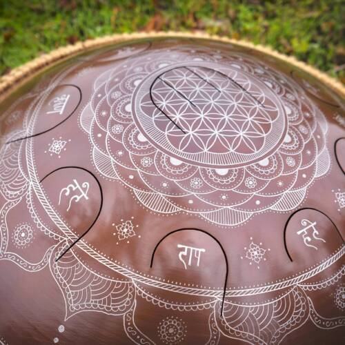 GUBAREV Plus Flower of life