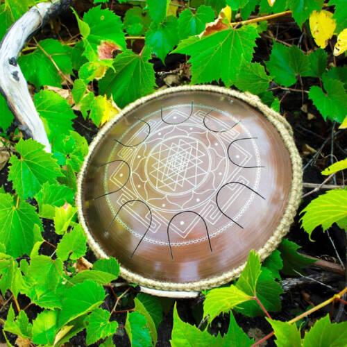 Gubarev drum Freezbee Sriyantra