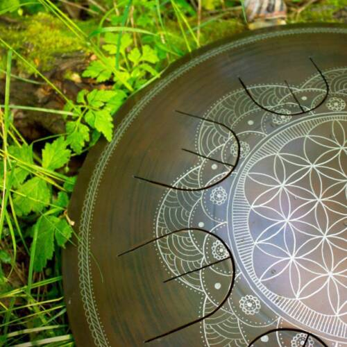 MINI Overtone Flower of life